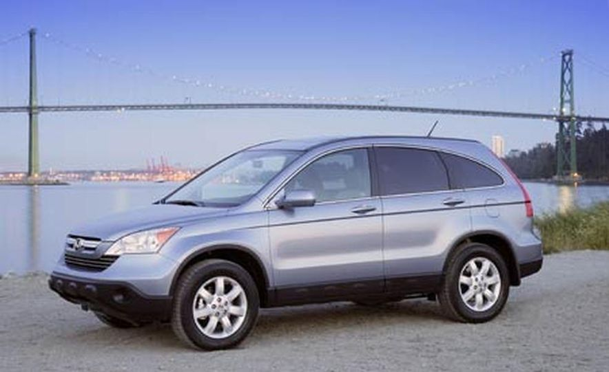 2007 Honda CR-V - Slide 8