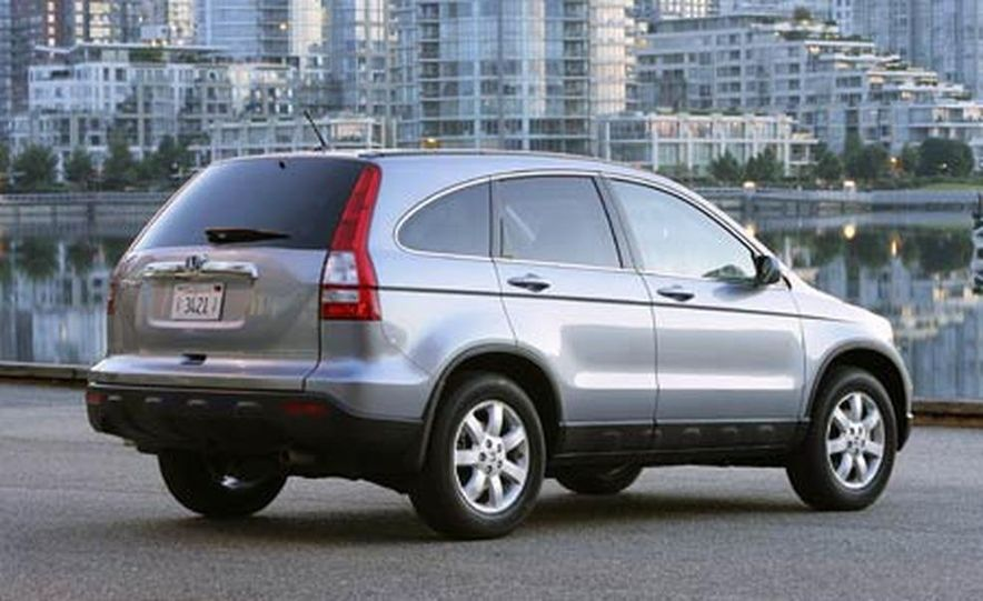 2007 Honda CR-V - Slide 9