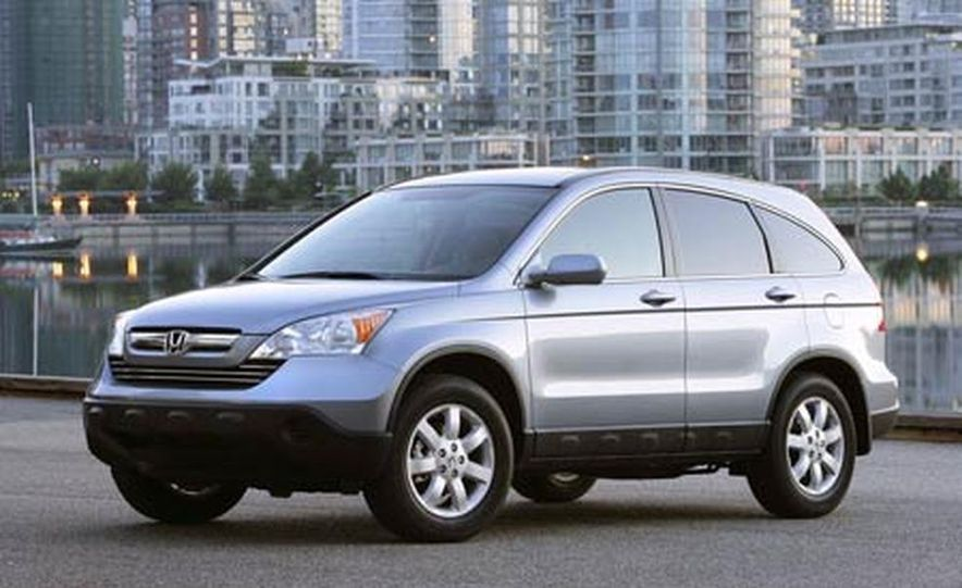 2007 Honda CR-V - Slide 10