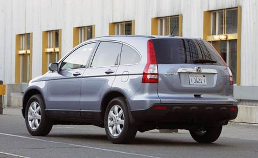 2007 Honda CR-V - Slide 13
