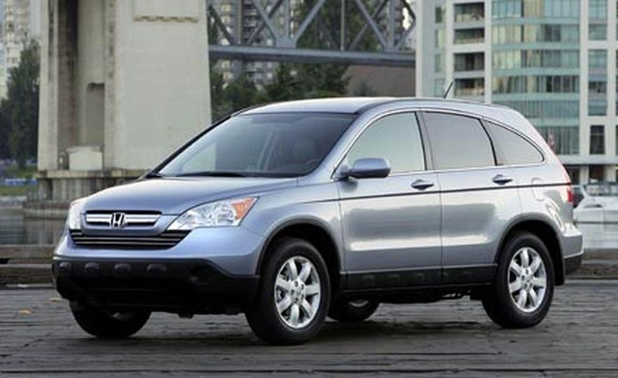 2007 Honda CR-V - Slide 14