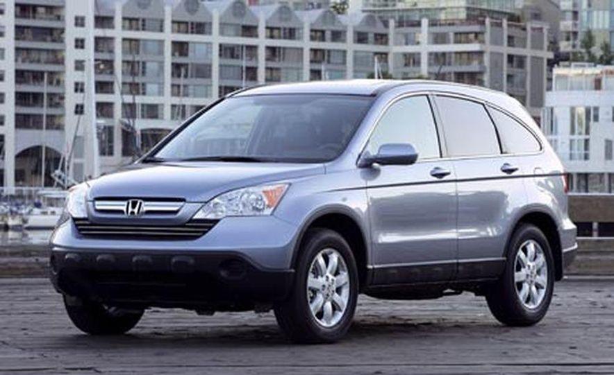2007 Honda CR-V - Slide 15
