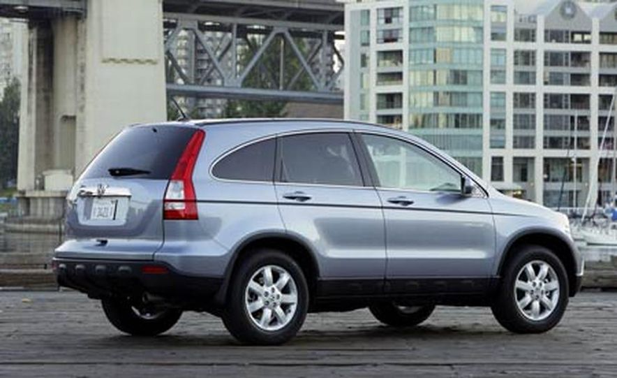 2007 Honda CR-V - Slide 16