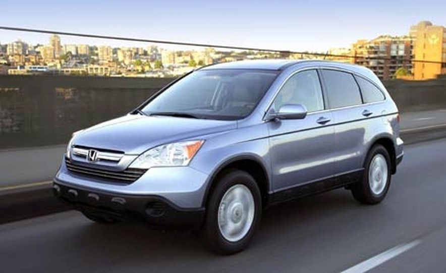 2007 Honda CR-V - Slide 18