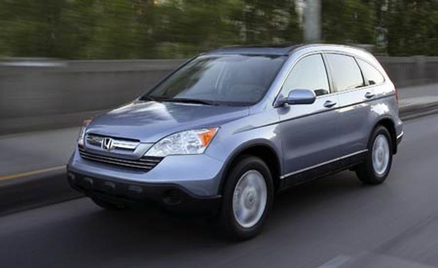 2007 Honda CR-V - Slide 19