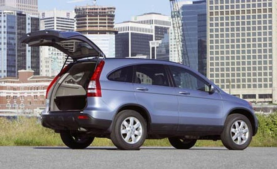 2007 Honda CR-V - Slide 22