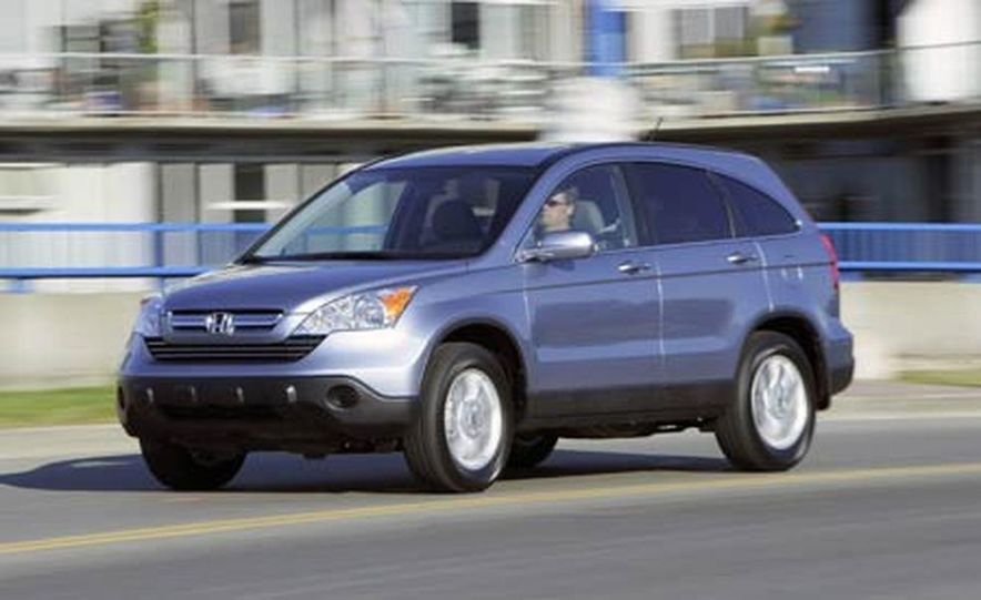 2007 Honda CR-V - Slide 23