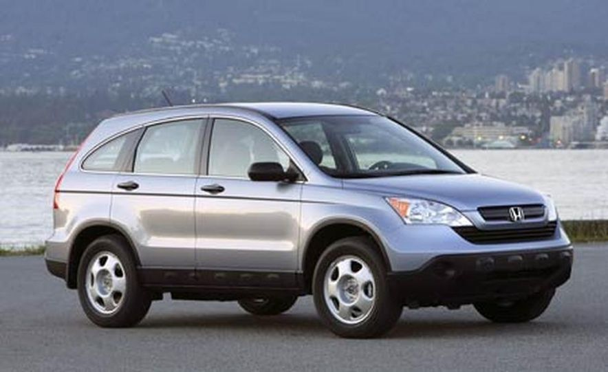 2007 Honda CR-V - Slide 24