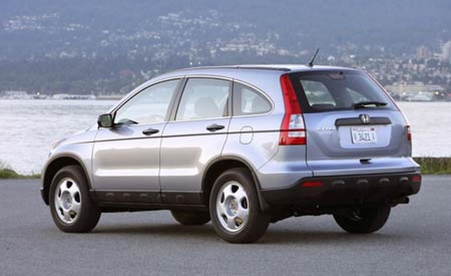 2007 Honda CR-V - Slide 25