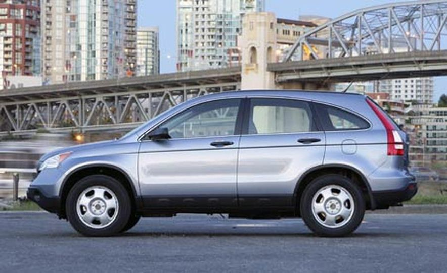 2007 Honda CR-V - Slide 28