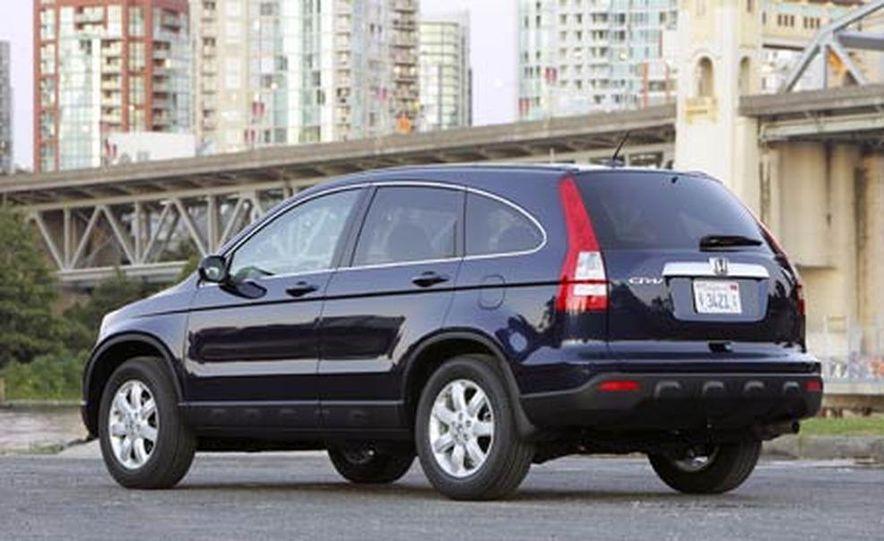 2007 Honda CR-V - Slide 32