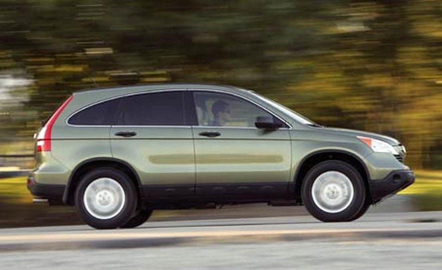 2007 Honda CR-V - Slide 33