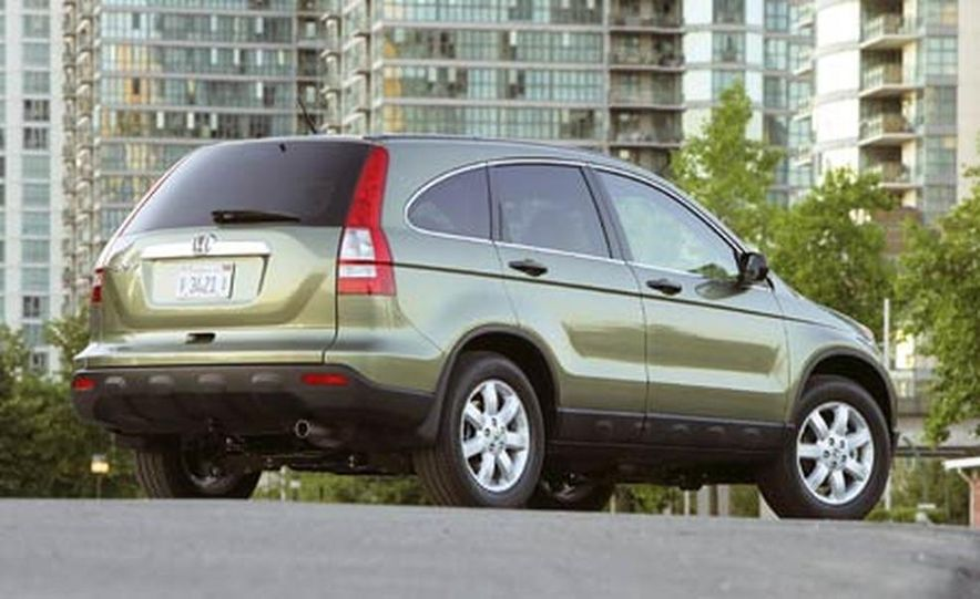 2007 Honda CR-V - Slide 35
