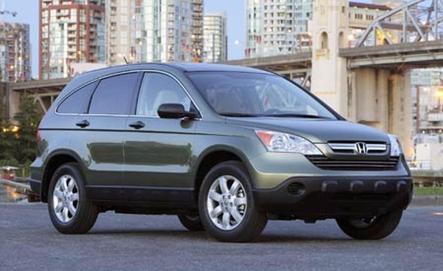 2007 Honda CR-V - Slide 36