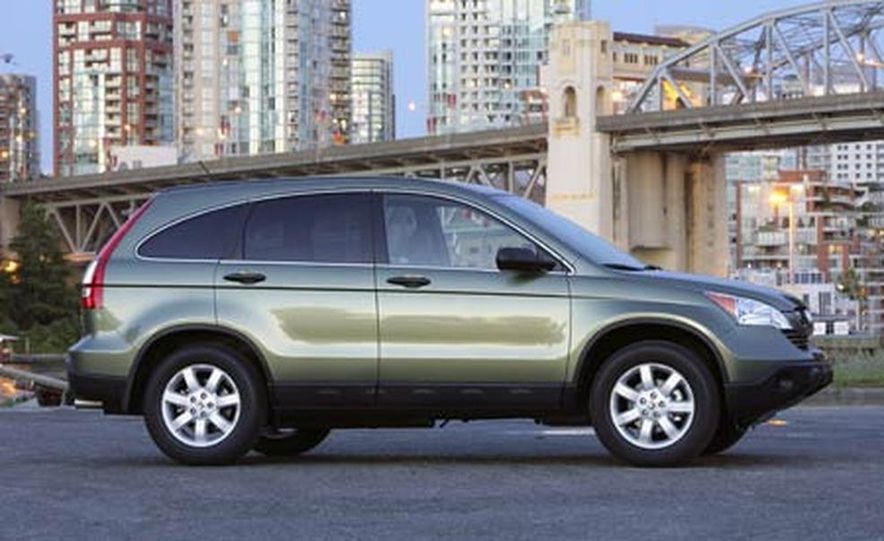 2007 Honda CR-V - Slide 37