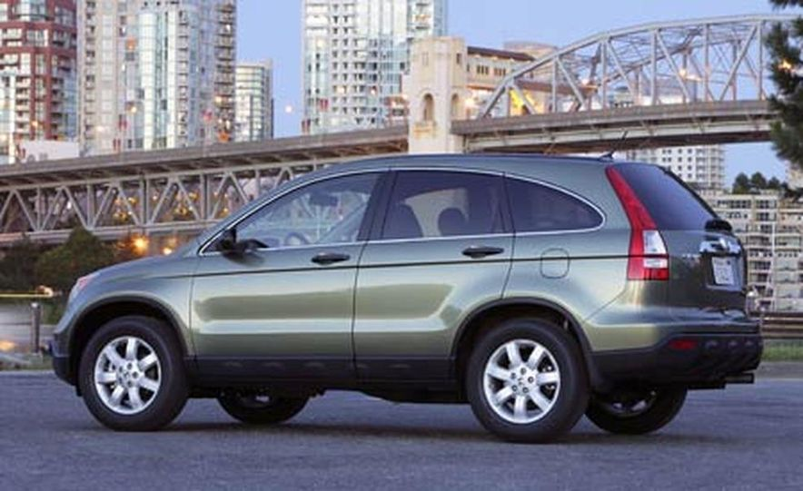 2007 Honda CR-V - Slide 38