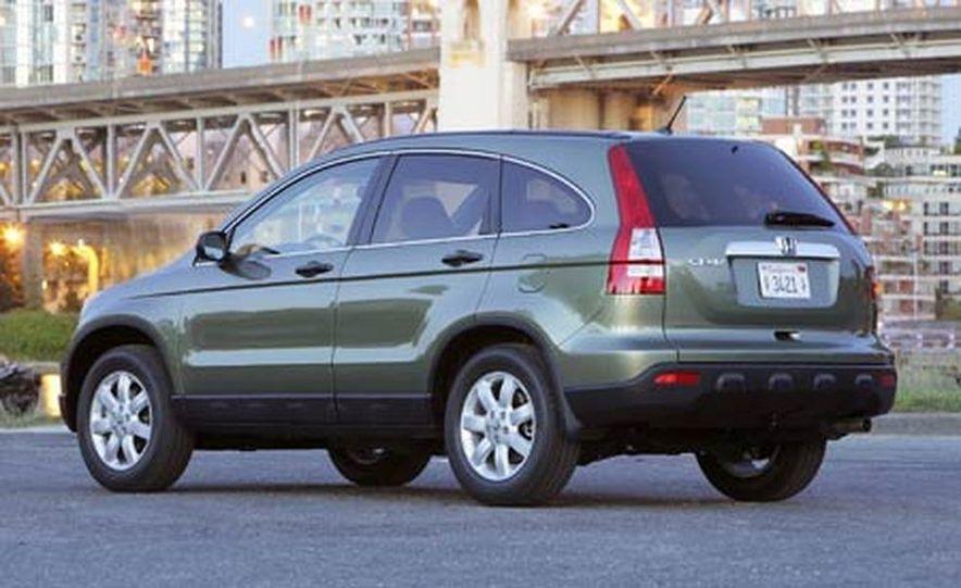 2007 Honda CR-V - Slide 39