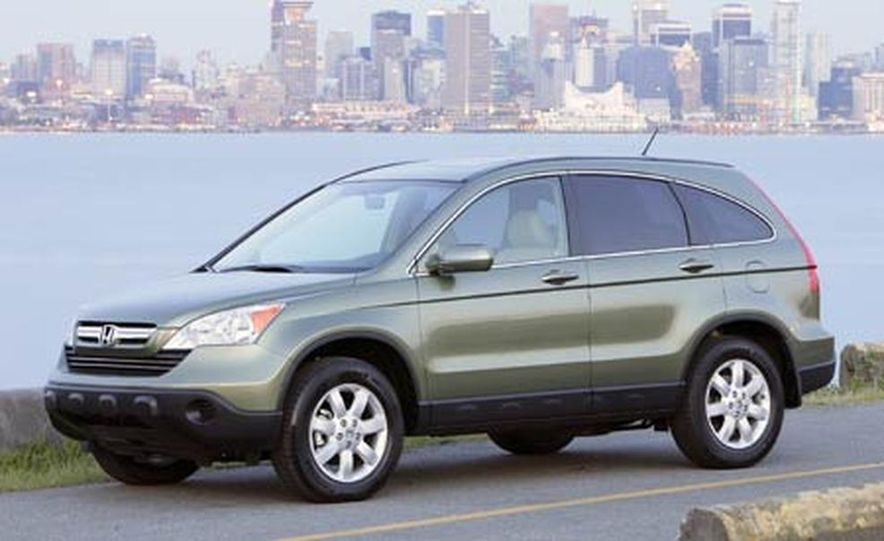 2007 Honda CR-V - Slide 41