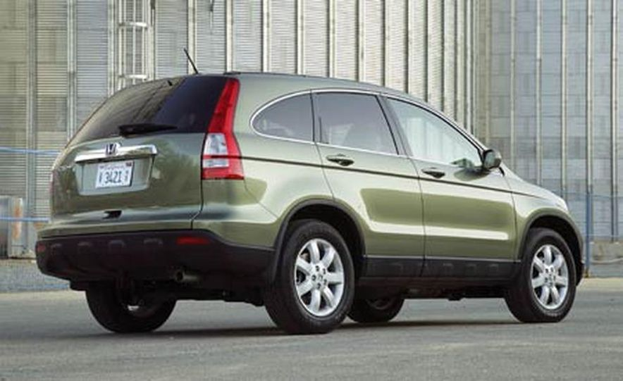 2007 Honda CR-V - Slide 43