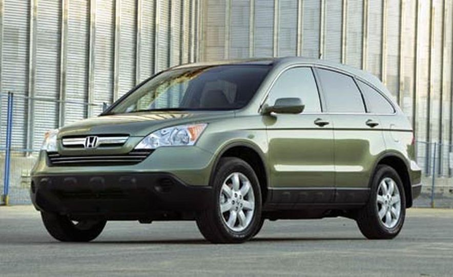 2007 Honda CR-V - Slide 44