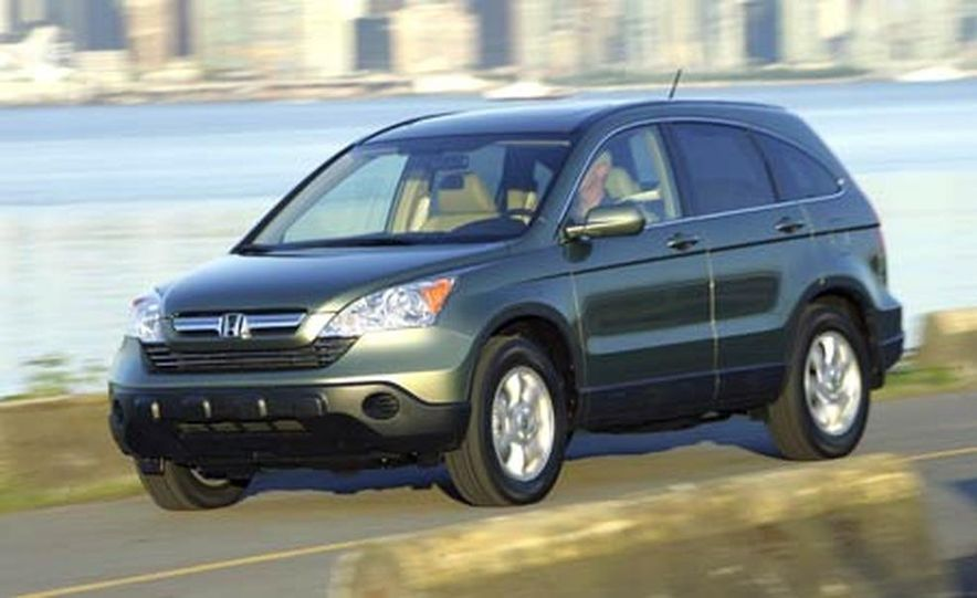 2007 Honda CR-V - Slide 45