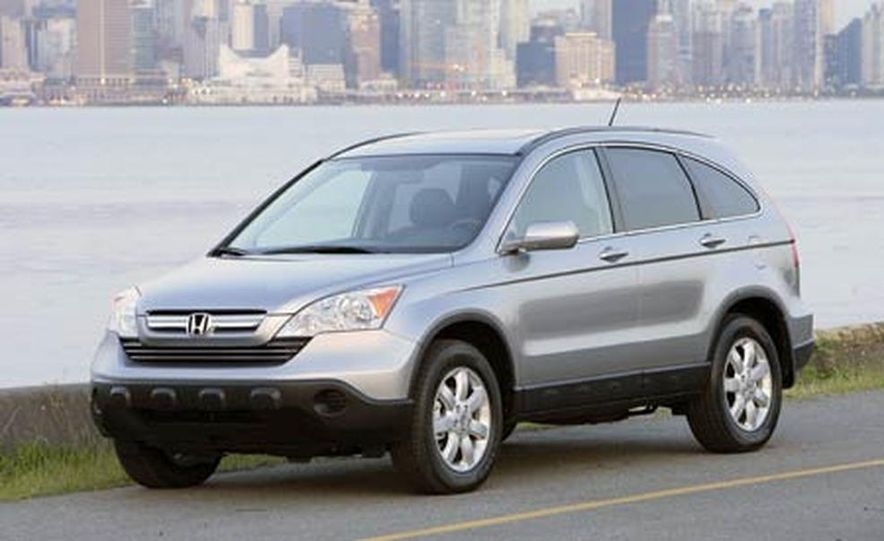 2007 Honda CR-V - Slide 48