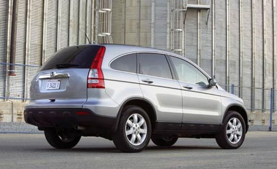 2007 Honda CR-V - Slide 49
