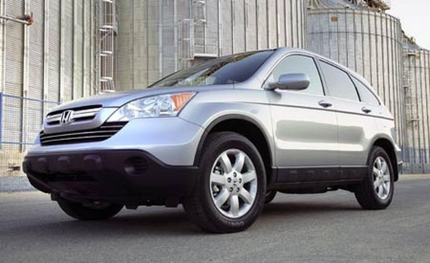 2007 Honda CR-V - Slide 50