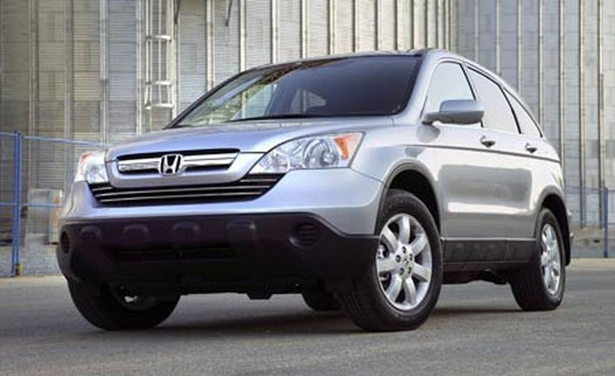 2007 Honda CR-V - Slide 52