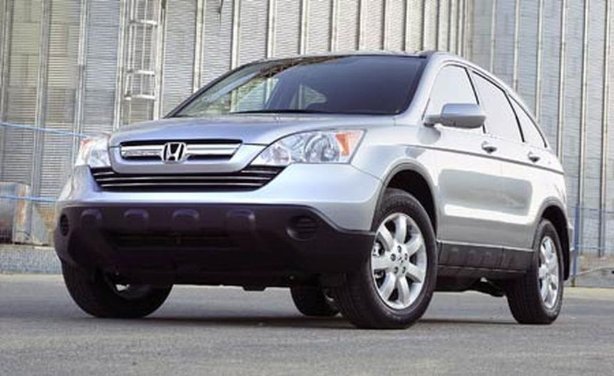 2007 Honda CR-V - Slide 53
