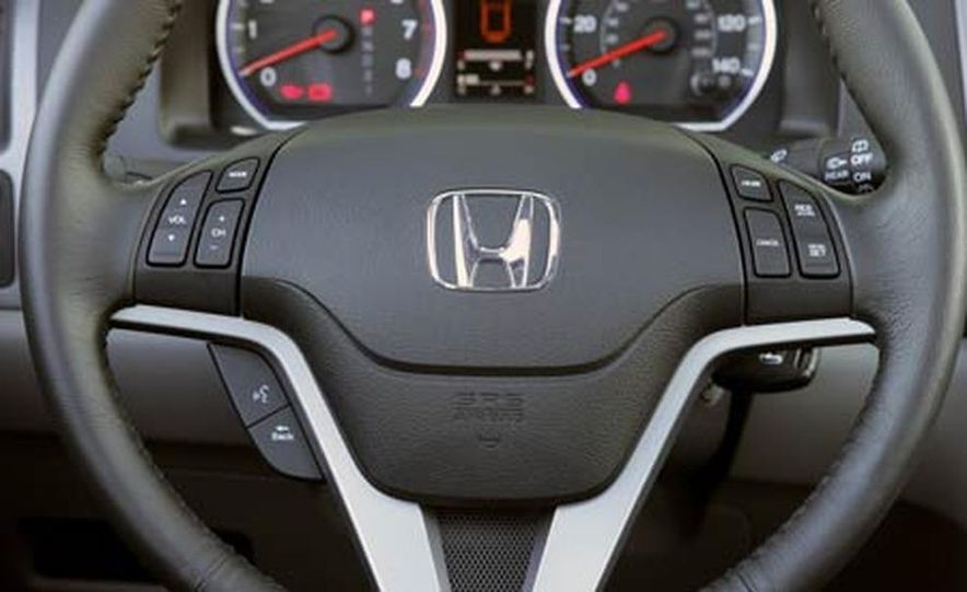 2007 Honda CR-V - Slide 92