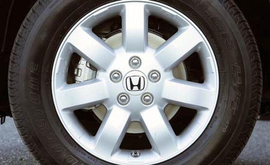 2007 Honda CR-V - Slide 94