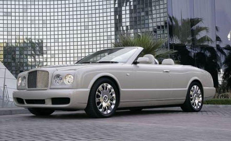 2007 Bentley Azure - Slide 1