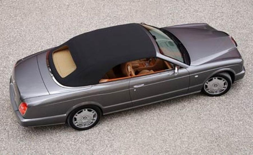 2007 Bentley Azure - Slide 5
