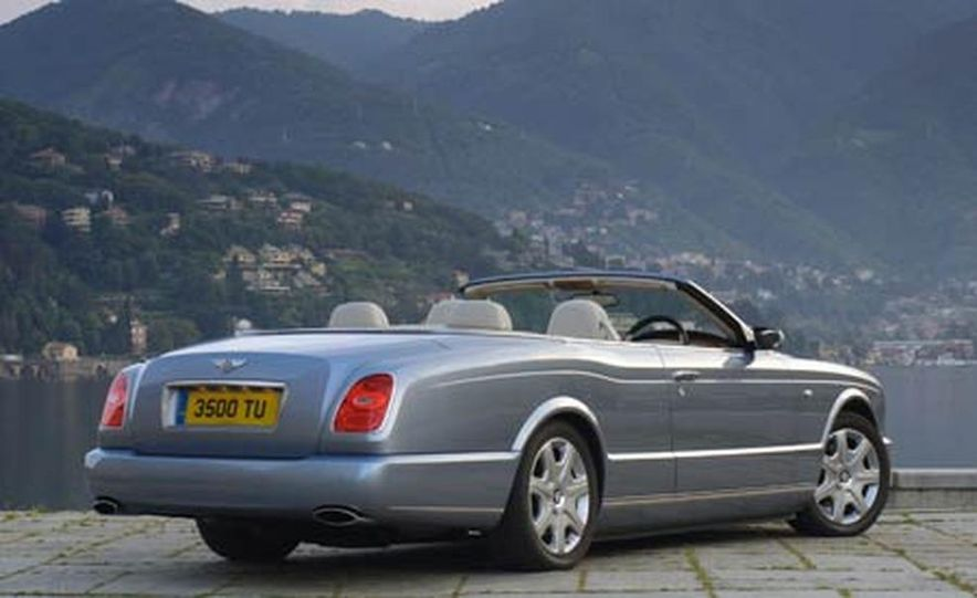 2007 Bentley Azure - Slide 8