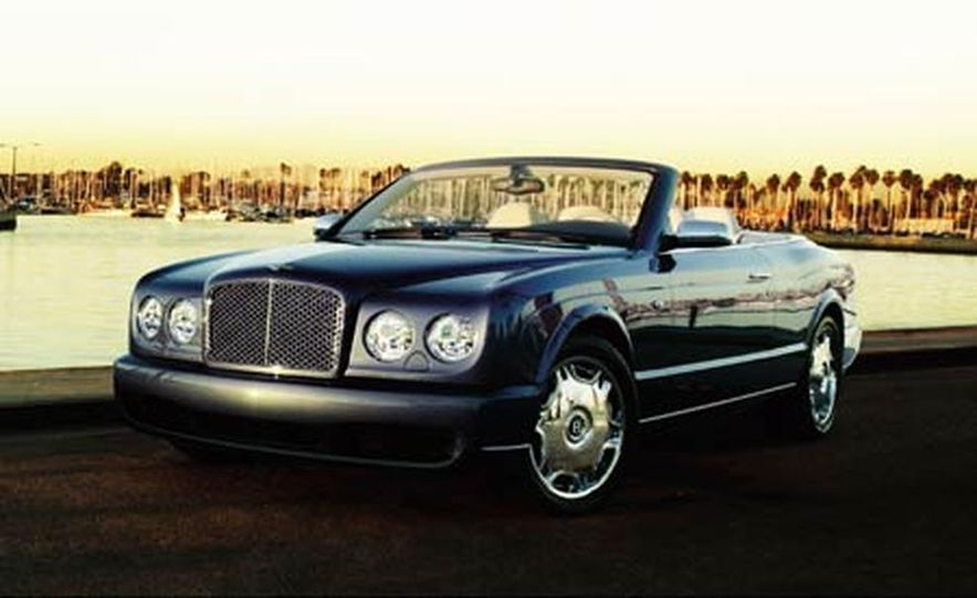 2007 Bentley Azure - Slide 16