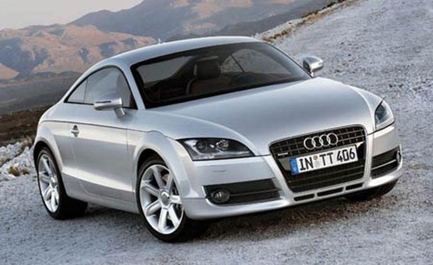 2008 Audi TT - Slide 11