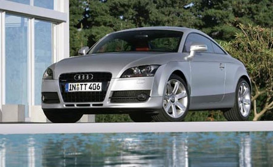 2008 Audi TT - Slide 15