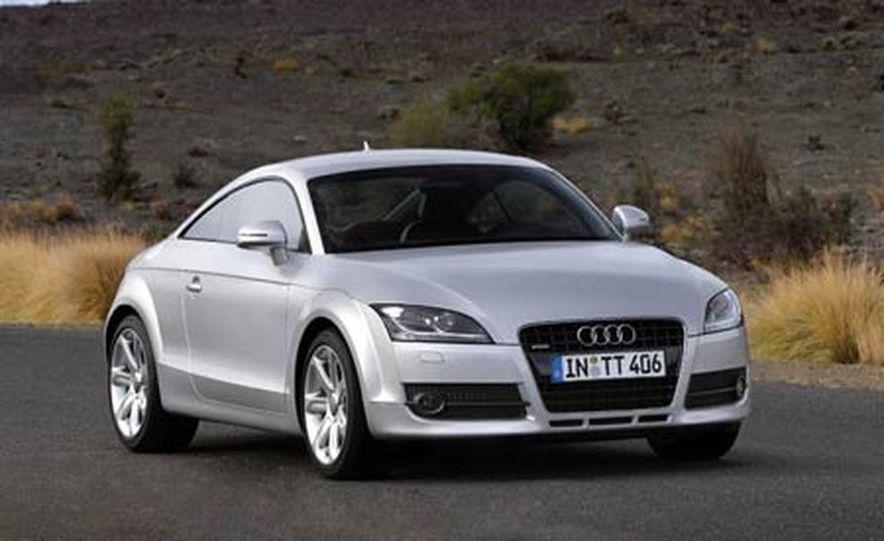 2008 Audi TT - Slide 21