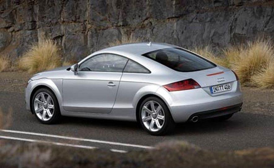 2008 Audi TT - Slide 22