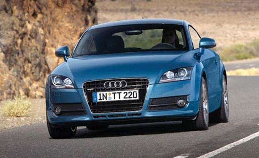 2008 Audi TT - Slide 25