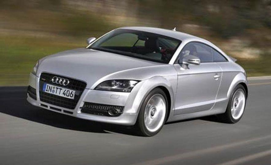 2008 Audi TT - Slide 34