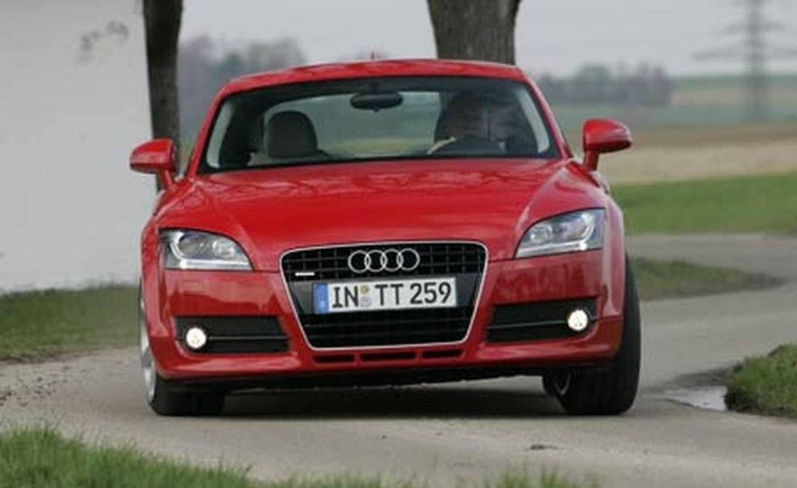 2008 Audi TT - Slide 51