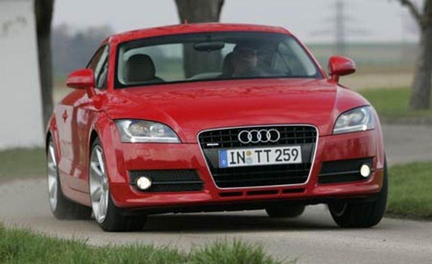 2008 Audi TT - Slide 52