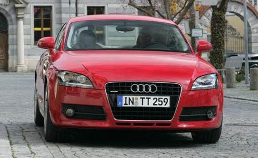 2008 Audi TT - Slide 55