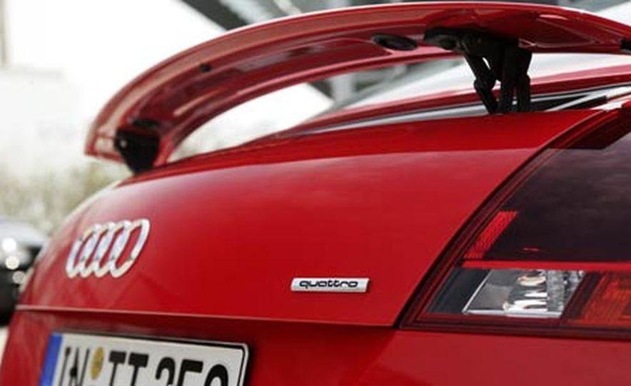 2008 Audi TT - Slide 87