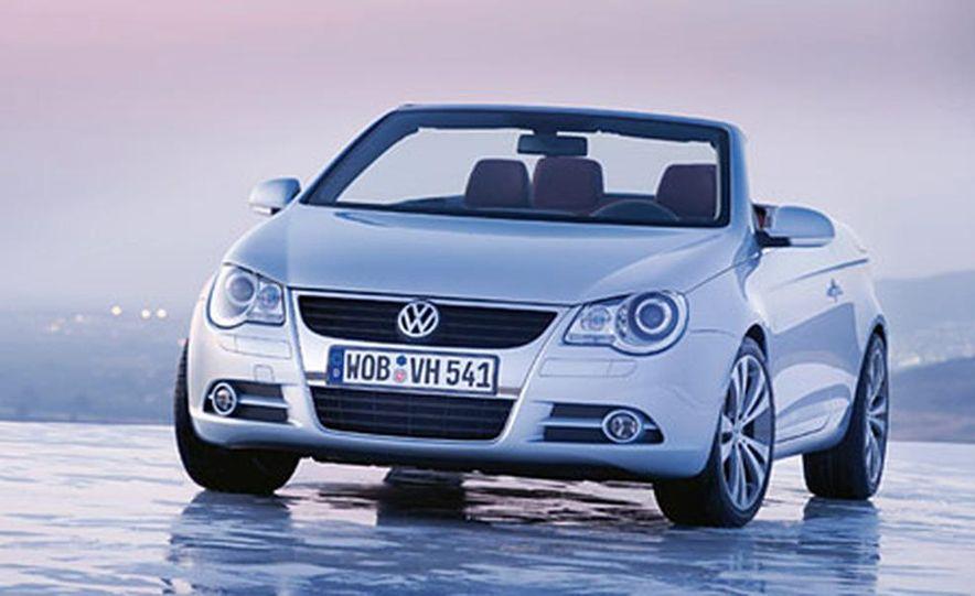 2007 Volkswagen Eos - Slide 1