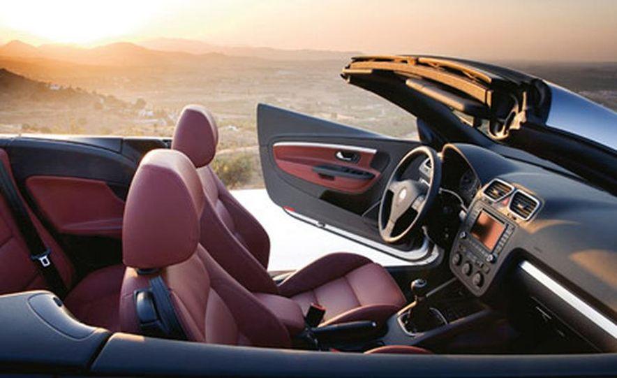 2007 Volkswagen Eos - Slide 9