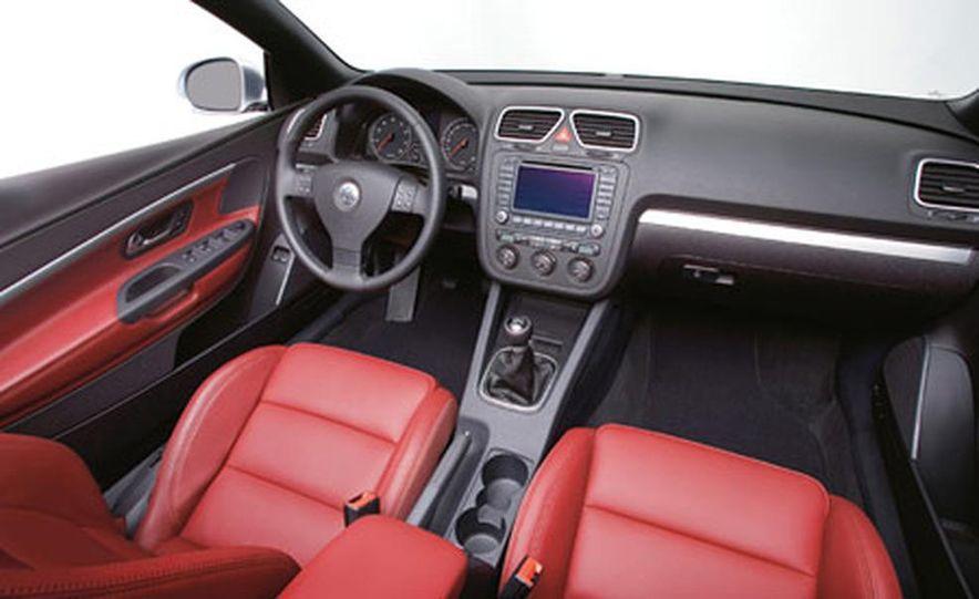 2007 Volkswagen Eos - Slide 10