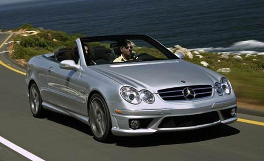 2006 Mercedes-Benz CLK63 AMG cabriolet - Slide 2